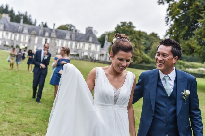 Anne-Sophie et François - Antoine Veteau photographe de mariage à Bordeaux