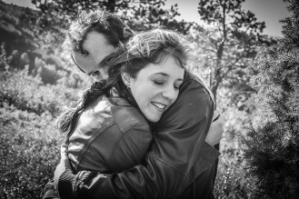 Photo d'engagement Marine et Florent - Antoine Veteau Photographe à Bordeaux